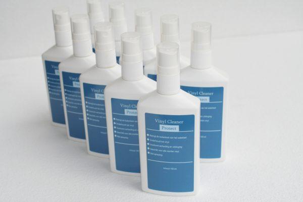 10 flesjes cleaner