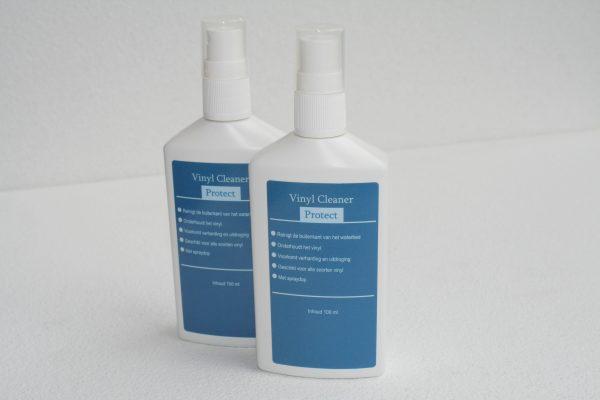 2 flesjes cleaner